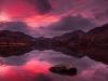 sunset-llyn-gwynant